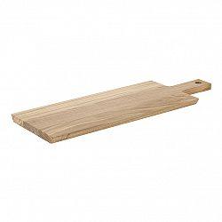 Blomus Dřevěné prkénko na krájení BORDA 44 x 15 cm