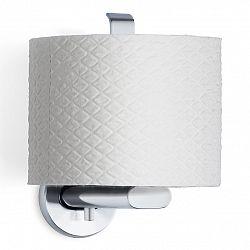 Blomus Držák toaletního papíru matný nerez AREO svislý