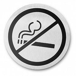 """Blomus Dveřní kulatá tabulka """"zákaz kouření"""" SIGNO"""