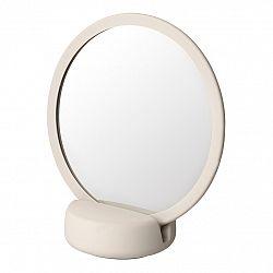 Blomus Kosmetické zrcadlo stolní SONO krémové