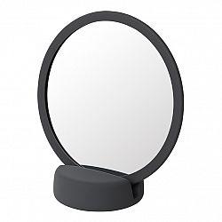 Blomus Kosmetické zrcadlo stolní SONO šedočerné