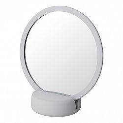 Blomus Kosmetické zrcadlo stolní SONO světle šedé