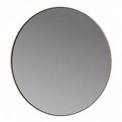 Blomus Kulaté zrcadlo RIM světle hnědé