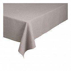 Blomus Lněný ubrus Lineo pískový 160 x 300 cm
