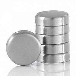 Blomus Magnety MURO stříbrné Ø 2,5 cm