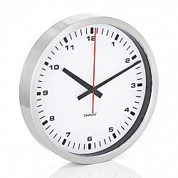 Blomus Nástěnné hodiny ERA bílé Ø 40 cm E