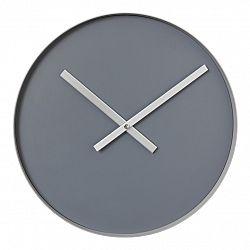 Blomus Nástěnné hodiny RIM velké šedé