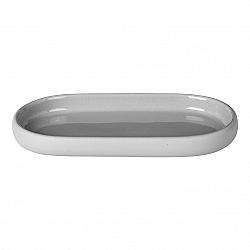Blomus Odkládací miska na mýdlo SONO světle šedá