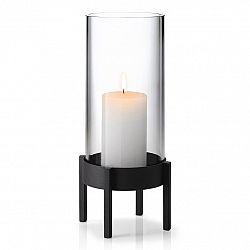 Blomus Stolní svícen v nordickém stylu NERO velký 32 cm