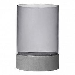 Blomus Svícen s betonovým podstavcem SPIRITO