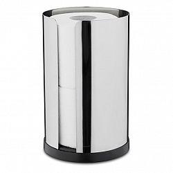 Blomus Zásobník na 2 role toaletního papíru NEXIO leštěný nerez