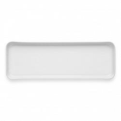 Eva Solo Servírovací talíř Legio Nova bílý 37 x 13 cm