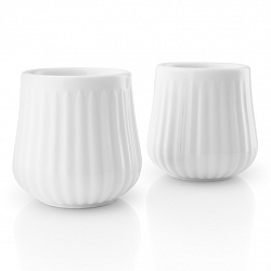 Eva Solo Set svícnů na čajovou svíčku Legio Nova bílá 6 cm