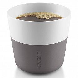 Eva Solo Termohrnky na kávu Lungo 230 ml 2 kusy šedé