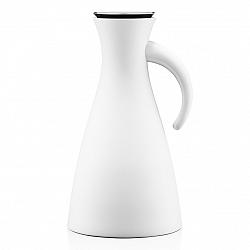Eva Solo Vakuová termoska Ø 15,5 cm, 1,0 l matná bílá