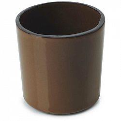 Hrnek bez ouška Caractere Revol čokoládový 220 ml