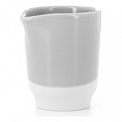 REVOL Konvička na mléko 6 cl šedá Stratus Color Lab