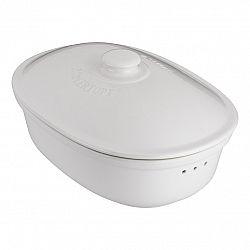 Römertopf Nádoba na uchovávání pečiva oválná bílá®