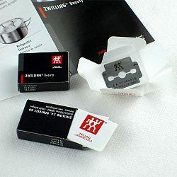 Žiletky pro seřezávač kůže 2 x 10 kusů ZWILLING® Classic