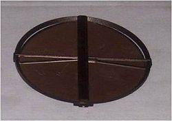 Zpětná klapka pro odsavač CTB, CWB